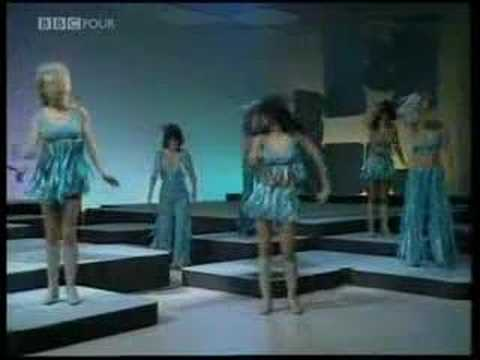 Pans people Georgie Fame seventh son 1969