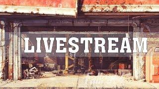Fallout 4 MODDED MADNESS 4K PC Gameplay | Titan Xp 3-Way SLI | ThirtyIR