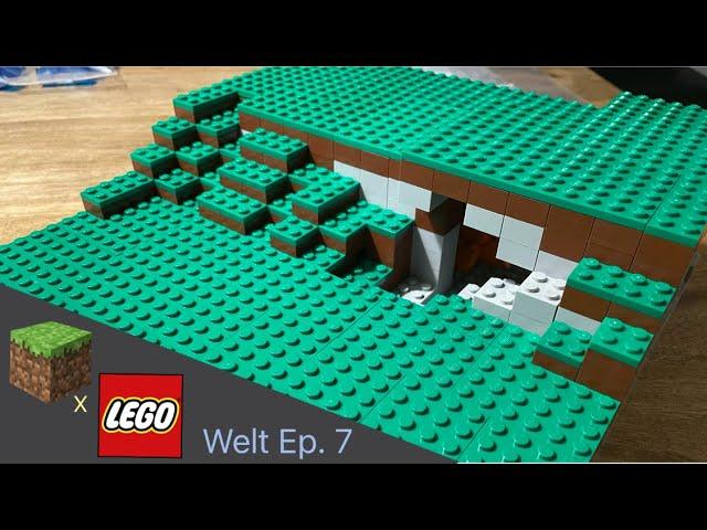LEGO® X Minecraft World #7 - Alte Modelle retten unser Dach!