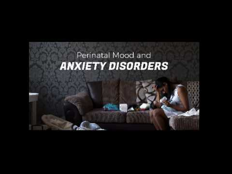 Perinatal Mood & Anxiety Disorders (PMADs)