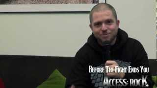 "Access: Hatebreed -Track-By-Track 5/11 ""Before The Fight Ends You"" by Jamey Jasta"