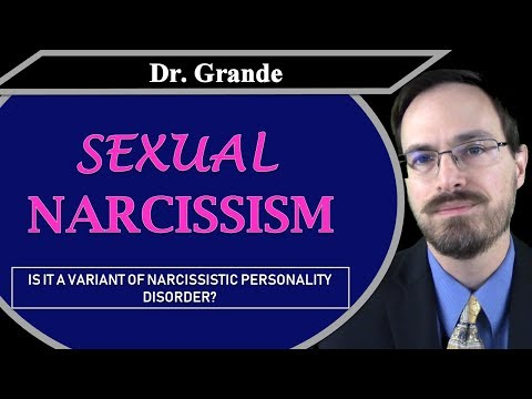 What Is Sexual Narcissism?