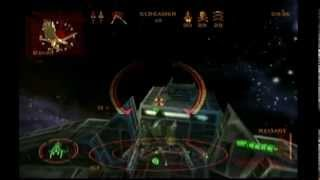 Starlancer Mission 5 (Gameplay)