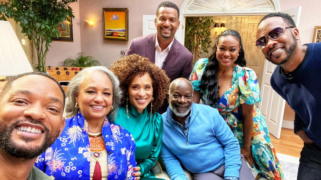 See Will Smith and the Cast of 'The Fresh Prince of Bel-Air' Reunite for HBO Max Special