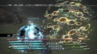FF13 VSラクタヴィージャ×2(ミッション62:真白の真如・意志の盾) thumbnail