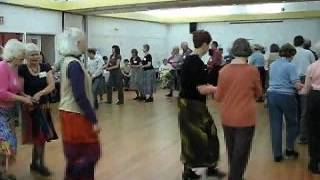 "International Folk Dance in Toronto - ""Salty Dog Rag"""