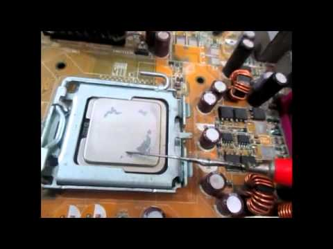 how to repair Dead Desktop Laptop motherboard step by step hindi