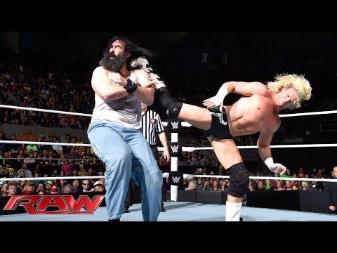 Dolph Ziggler vs. Luke Harper – Intercontinental Championship Match: Raw, November 17, 2014