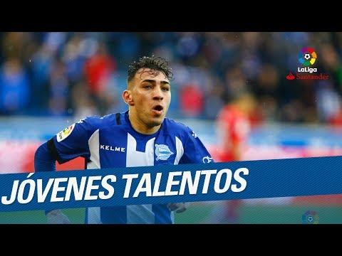 Jóvenes Talentos: Munir El Haddadi, Deportivo Alavés