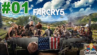 Far Cry 5 - Gameplay ITA - Walkthrough #01 - Una setta pericolosa