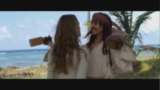 Монтаж трейлера | Пираты карибского моря | Шрек | Рататуй | Мадагаскар |  (Монатик - Кружит)