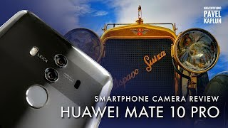 Smartphone Camera Review: Huawei Mate 10 Pro (German)