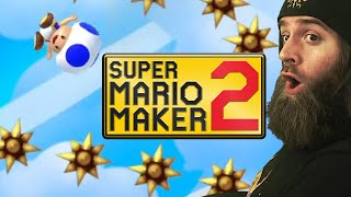There's No Way... IS THERE? // ENDLESS SUPER EXPERT [#12] [SUPER MARIO MAKER 2]