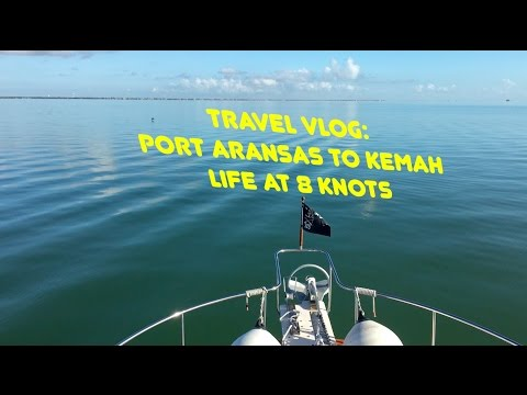 Travel VLOG: Life at 8 knots - YouTube