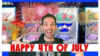 🇺🇸American Games for July 4 Celebration 🎉 ✦ LIVE Chat at 5pmPT ✦ Brian Christopher Slots