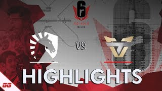 Team Liquid vs Team oNe | Six Major Raleigh Qualifiers Highlights