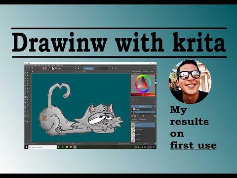 testing-krita,-free-drawing-software