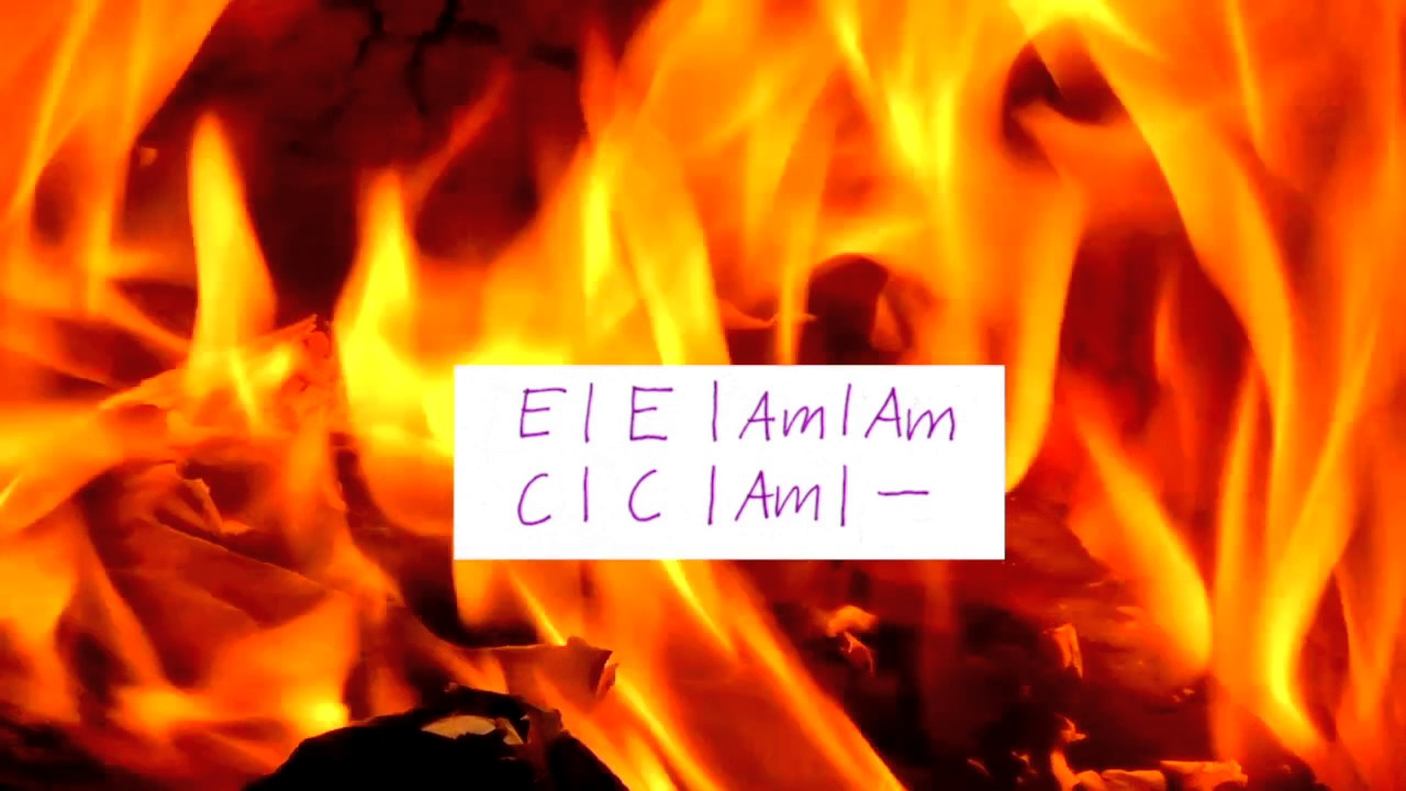 The Man Who Sold The World - Nirvana - - Lyrics and Chords - Campfire  Version - Musikschach