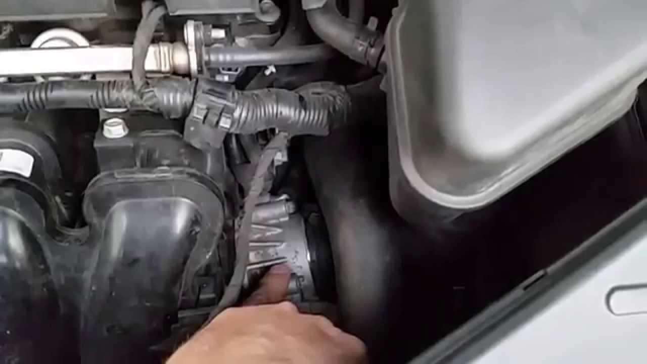 2007 Ford F 150 Spark Plug Removal F150 Starter Location