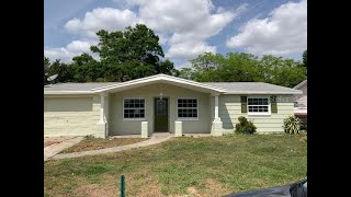 Florida 3 Bed, 2bath Home With Back Yard Creek In Holiday, Just Minute From Tarpon Springs =finance