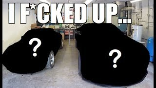 I Got 2 NEW Cars!!! Wrecked One on the First Day....
