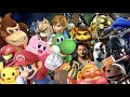 Super Smash Bros Vs Playstation All Stars - Gaming All Star Rap Battles Series Finale