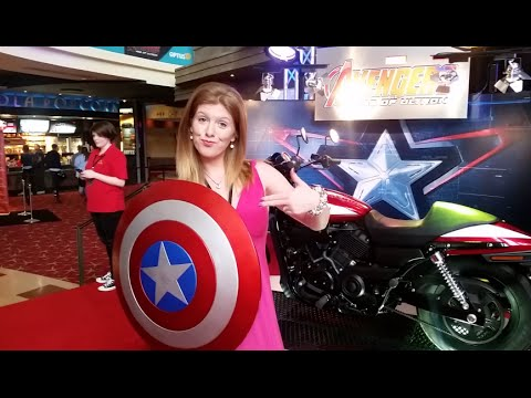 MARVELS AVENGERS: AGE OF ULTRON PREMIERE