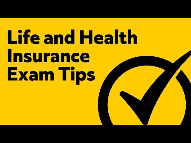 Life And Health Insurance Exam Tips Methods Of Handling Risk