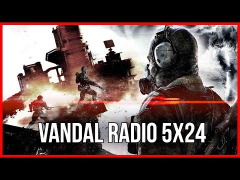 PODCAST: Vandal Radio 5x24 - Metal Gear Survive, Liga Vandal