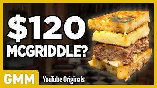 Is our $120 McGriddle a McMasterpiece or a McDisaster? GMM #1328.2 Watch Part 3: https://youtu.be/smr7PoVMcqw | Watch Part 1: ...