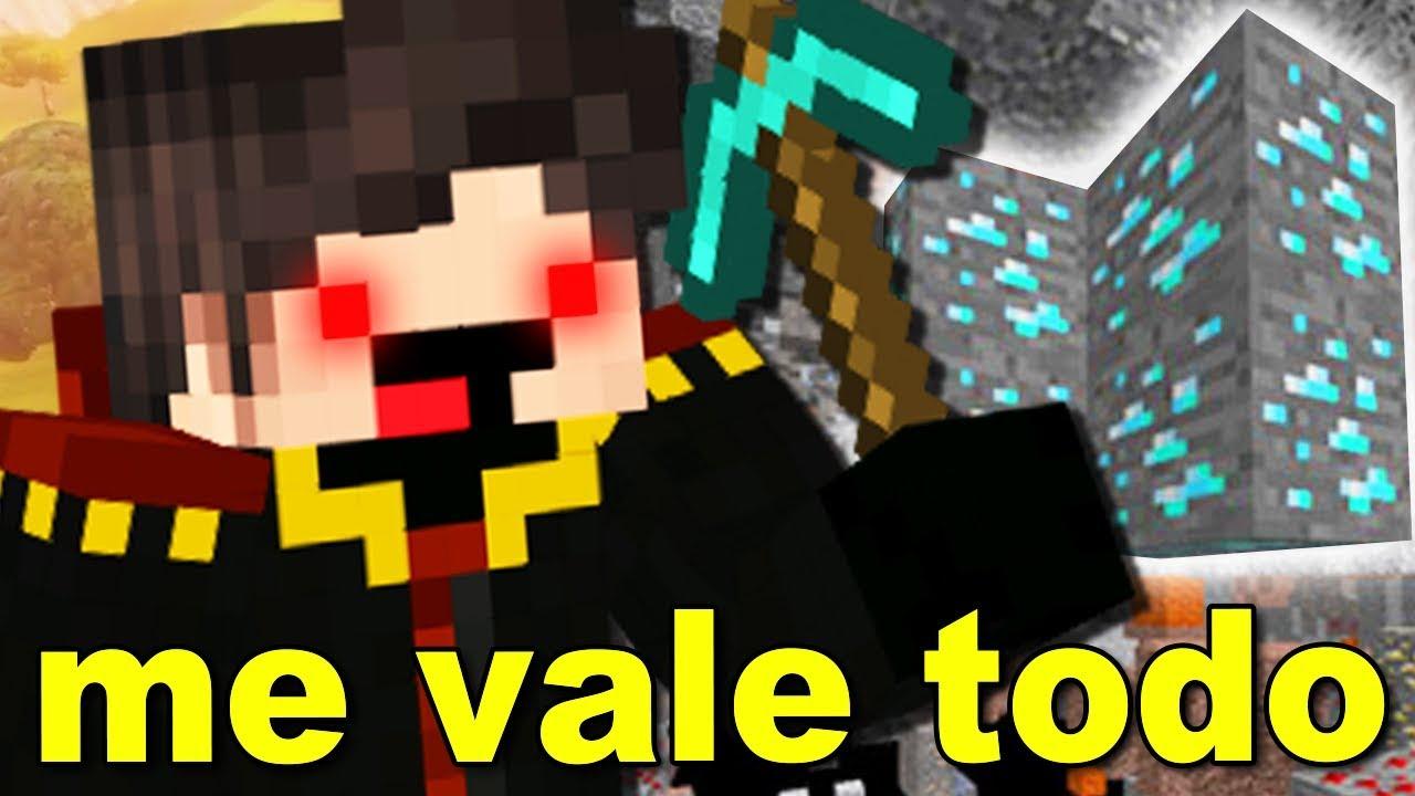 Download Uso HACKS en la serie de Minecraft!! Planeta Roierbass - Parte 6