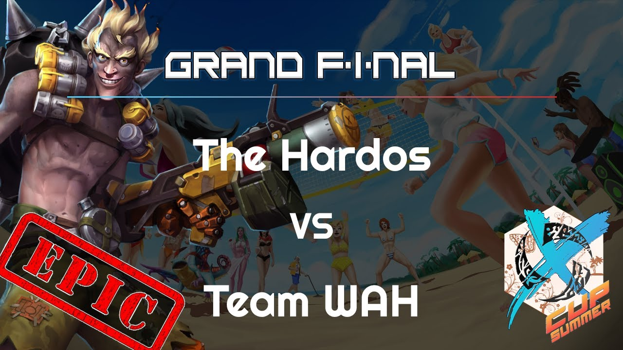 Grand Final: Hardos vs. Homies - X Cup Q3 - Heroes of the Storm 2021