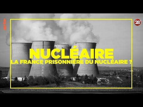 Sept ans après Fukushima, la France prisonnière du nucléaire ? - 28 minutes - ARTE