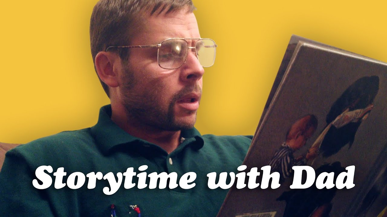 PITTSBURGH DAD: STORY TIME 2