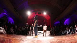 GROOVE'N'MOVE BATTLE 2015 - WALID BOUMHANI Judge Demo