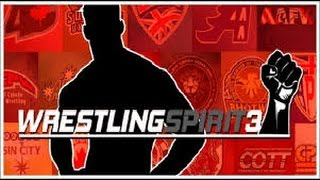 Wrestling Spirit 3 Gameplay