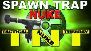 Tactical Nuke Tuesday: Javelin Spawn Trap Nuke On Terminal Modern Warfare 2 (TNT)