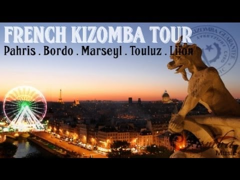 Me Hem #6: French Kizomba Tour #1 (2013 FKT, Best of French Kizomba)