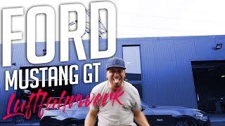 JP Performance - Ford Mustang GT | Luftfahrwerk