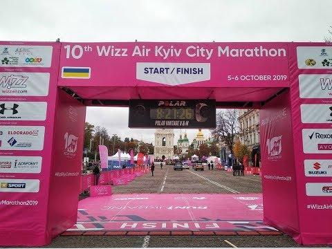 10th Wizz Air Kyiv City Marathon 2019/ Киевский марафон 2019
