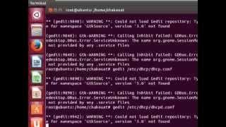 Installation et configuration de dhcp server sous linux