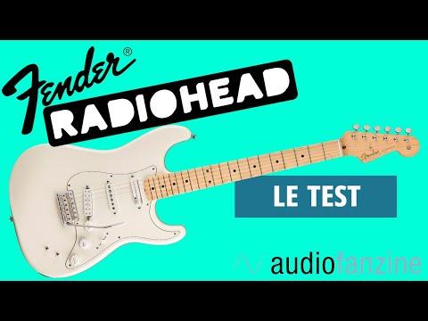 On teste en live la guitare de Radiohead !