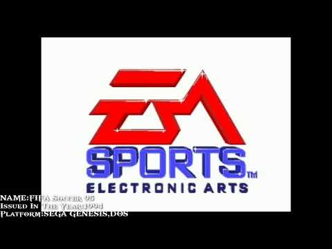 Evolution EA SPORTS - It's in the game (1993-2019)