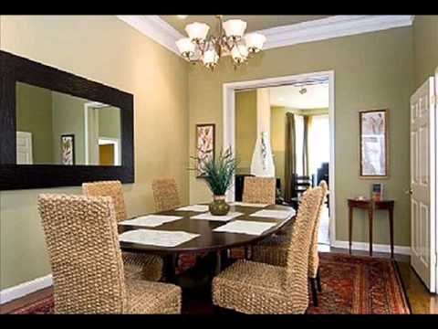 Dining Room Decorating I Dining Room Decorating Trends