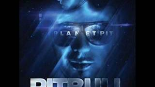Pitbull - Castle Made Of Sand ft. Kelly Rowland & Jamie Drastik (Lyrics) (Planet Pit)