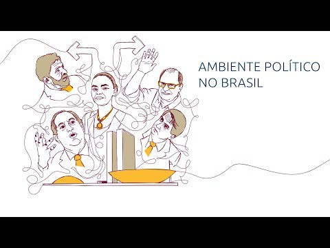 Guide & Poder360 - Ambiente político no Brasil