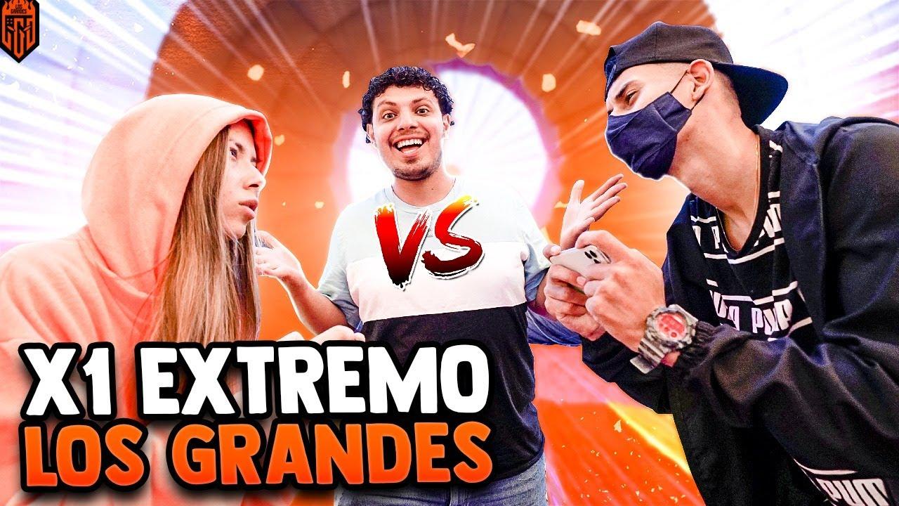 FIZEMOS O GUH ANDAR DE BALÃO!!! - LOS GRANDES FREE FIRE