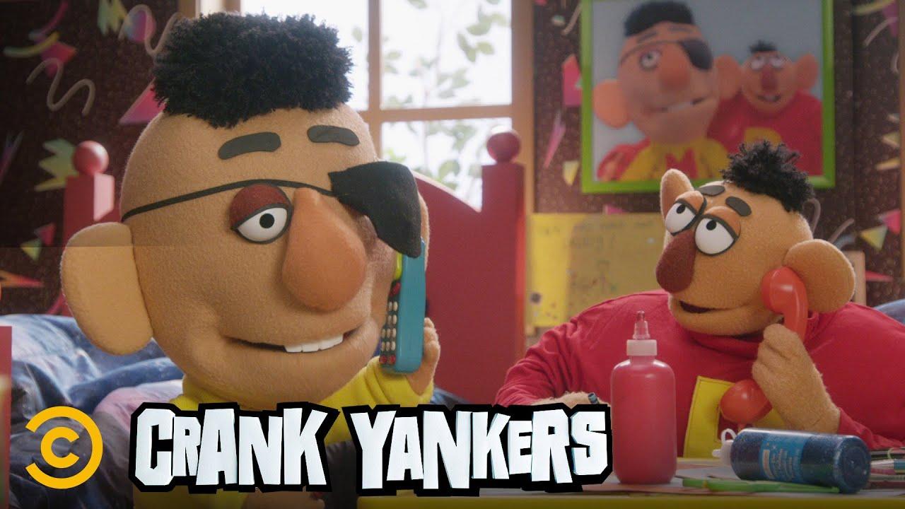Tim Heidecker & Eric Wareheim as Brad & Mork - A Cake for Daddy - Crank Yankers