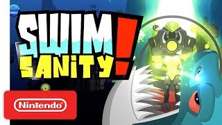 Swimsanity! - Announcement Trailer - Nintendo Switch