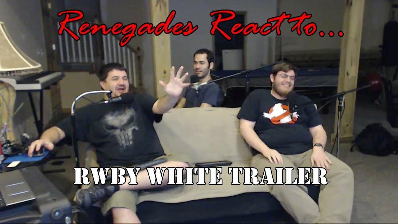 Renegades React to    RWBY Yellow Trailer
